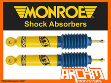 REAR MONROE GAS MAGNUM SHOCK ABSORBERS FOR NISSAN NAVARA D40 UTE 12/2005-ON