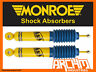 HOLDEN RODEO RA HI RIDE 4WD 2/03-08 REAR MONROE GAS MAGNUM SHOCK ABSORBERS