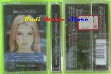 MC JESSICA SIMPSON Sweet kisses SIGILLATA SEALED 1999 COLUMBIA cd lp dvd vhs
