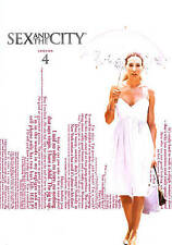 Sex and the City: The Complete Fourth Season (DVD, 2010, 3-Disc Set) DISCS ONLY
