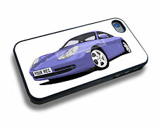 PORSCHE 911 996 iPHONE 5/6/7/8/X PERSONALISED CLIP ON COVER