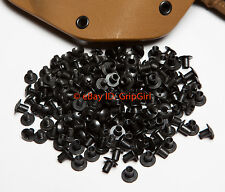 Set of 20x Chicago Screws/Slotted Posts Raven/Custom Concealment Kydex Holsters