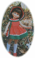 "PRETTY SUMMER! DRESSES & HAT PATTERN 4  TONNER 13"" BETSY MCCALL OR EFFNER LD !"