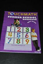 TouchMath UPPER GRADES Summer School Workbook, 2007 (With Guide & Key)