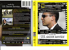 National Geographic - Inside The U.S. Secret Service (DVD, 2005)