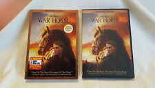 War Horse ( 2012, 2-Disc Set, DVD / Blu-ray ) ~ Steven Spielberg
