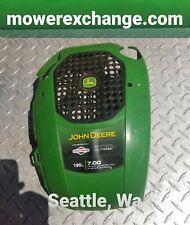 Briggs & Stratton John Deere Engine Cover, green.