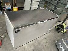 FOSTER CHEST FREEZER COMMERCIAL STAINLESS STEEL TOP HEAVY DUTY, FROM KAMRUL