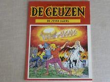 W. Vandersteen - De Geuzen 1. De Zeven Jagers - 1989 - herdruk