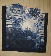 New Ted Baker Hellie Persian Blue Cover Up size S