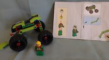 lego 9095 Lego Racers Crash  Nitro Predator - missing some pieces