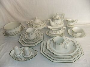 c4 Pottery Johnson Brothers Eternal Beau - various stamps - large selection 1D4A