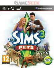 THE SIMS 3 - PETS - PLAYSTATION PS3 BRAND NEW FREE DELIVERY