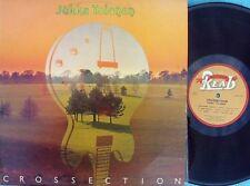 Jukka Tolonen ORIG OZ LP Crossection EX '76 Real R331 Jazz Prog