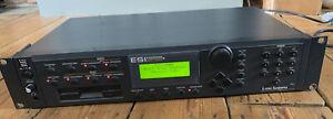 E-MU  ESI4000 Digital Sampler
