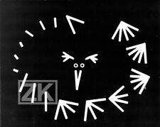 NORMAN McLAREN Film Abstrait ANIMATION Photo 1958 #2