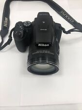 NIKON COOLPIX P900 16MP DIGITAL CAMERA WITH 83xZOOM