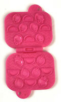 Hasbro Baby Alive Doll Replacement Accessory Fruit Mold Snacking Pink Strawberry