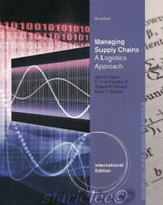 NEW Supply Chain Management : A Logistics Perspective 9E John Coyle 9th Edition