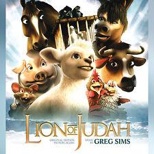 THE LION OF JUDAH (MUSIQUE DE FILM) - GREG SIMS (CD)