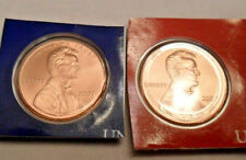 2007 P & D Lincoln Memorial Cent / Penny Set *MINT CELLO*  **FREE SHIPPING**