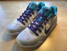 Nike Kobe 11 bozza Giorno Bianco/Blue Lagoon-CORTE VIOLA