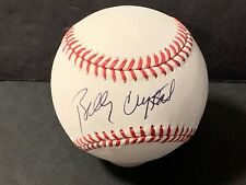 Billy Crystal New York Yankees 61 Autographed Signed Official MLB Baseball