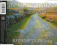 The Chieftains Featuring Ziggy MarleyRedemption Song 3-track jewel caseMAXI CD