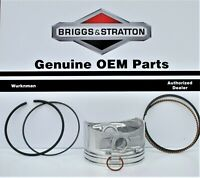 Genuine OEM Briggs &  Stratton 793647 Piston Assembly Replaces # 499588, 698429