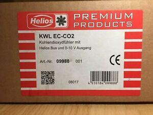 Helios KWL EC-CO2
