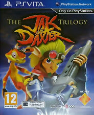 Jak and Daxter trilogy (Sony PlayStation Vita, 2013)