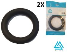2 X Close Coupled Rubber Doughnut Washer for Ideal Standard E730067 Armitage S