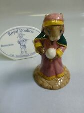 "Royal Doulton Bunnykins ""Fortune Teller"" Bunnykins Figurine Db-218"