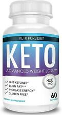 Keto pure Diet Pills Best Ketogenic Carb Blocker Advanced Weight Loss Supplement