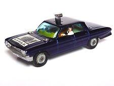 CORGI 497 Oldsmobile Super 88 The Man from UNCLE Pistolet Tir Grive Buster (bleu)