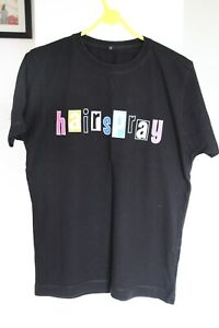 Official West End Musical Hairspray Show Merchandise T-Shirt - Size Small