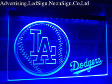 Los Angeles Dodgers Led Neon Sign Bar Beer Pub Club 3D Signs