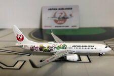 JAL Japan Airlines Boeing 737-846 Winglets JA330J Shimajiro 1/400 JC Wings