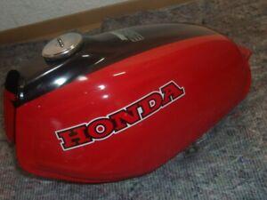 Tank, Honda XL 250 S