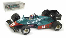Benetton Diecast Formula 1 Cars with Unopened Box