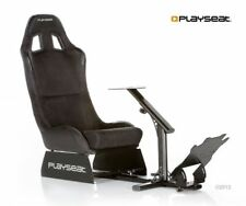 Playseat Evolution ALCANTARA 8717496871480 REAL Seggiolino Auto per XBOX PS ruote PC