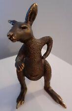 More details for bronze kangaroo