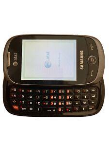 Samsung Flight 2 II SGH-A927 - Gray ( AT&T / GSM ) Cellular Slider Phone