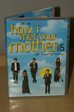 How I Met Your Mother Complete Season 5 Show Discs all 24 Episodes