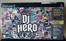 Gioco Dj Hero Ps2, Nuovo