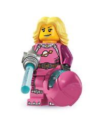 LEGO Minifigures Series 6 8827 #13 space girl cadet galaxy   BN mini figure