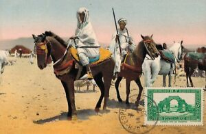 Algeria Scenes And Types Southern Cavalliers 06.22