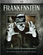 Frankenstein Complete Legacy Collection Blu-ray 5 Discs 8 Films