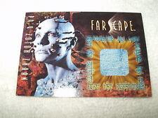 Farscape Costume Relic Card Pa'u Zotoh Zhaan CC13