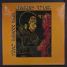 CHARLES TYLER: Sixty Minute Man LP Sealed Jazz